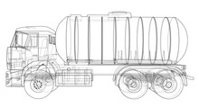 Truck With Tank Concept