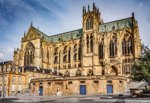 Metz - Kathedrale Saint-Étienne