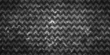 Chevrons Seamless Grunge Patte...