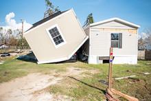 Hurricane Michael Devastation In The Panhandle Of Florida