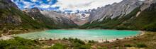 Laguna Esmeralda Patagonia Arg...