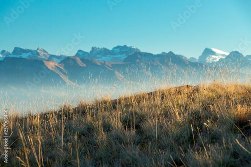 Photo  Alpenpanorama Rigi