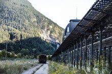 Canfranc Abandoned Train Stati...