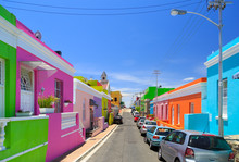 Bo-Kaap Malay Quarter, Cape Town