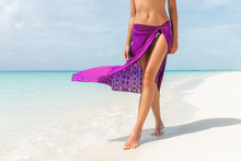 Beach Legs Bikini Body Woman W...
