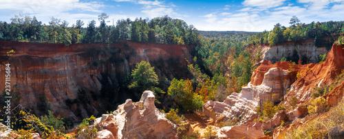 Fotografie, Obraz  Little Grand Canyon in Lumpkin