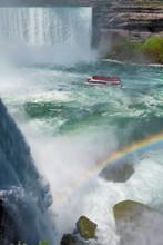 Niagara Falls, Tour Boat Under...