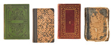 Four Vintage Old Books  Book C...