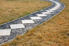 Diamond Stone Path