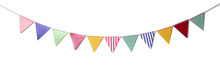 Paper Party Flags For Decorati...