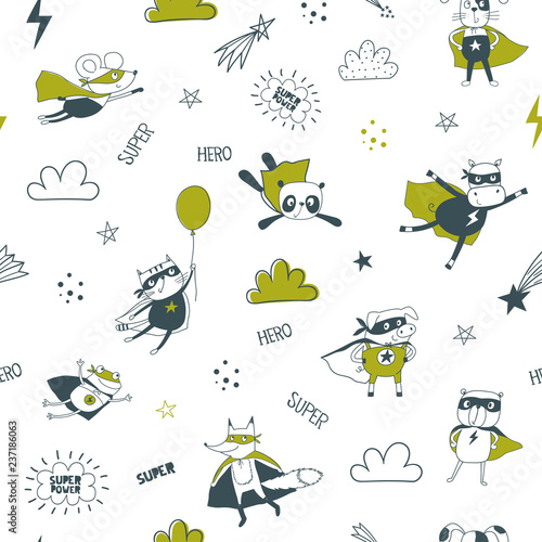 superhero-seamless-pattern-for-kids-cartoon-vector-illustration