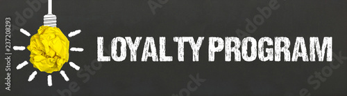 Obraz na plátně Loyalty Program