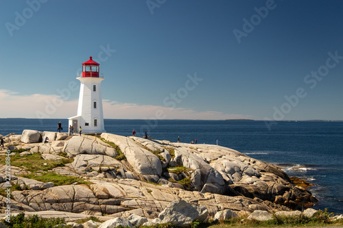 Fotografia  Peggy's Cove Lighthouse