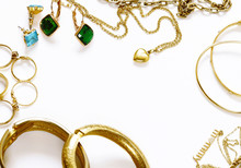 Gold Jewelry - Pendants, Brace...