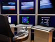 Ship modern control console