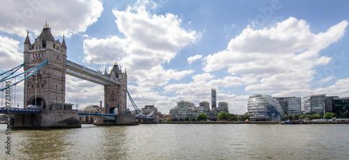 Poster London Tower bridge London