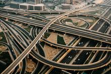 Dubai Road Intersection Crossr...