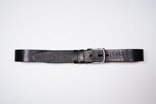 Brown Belt / Men's Leather Belt