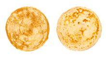 Homemade Russian Pancake Isola...