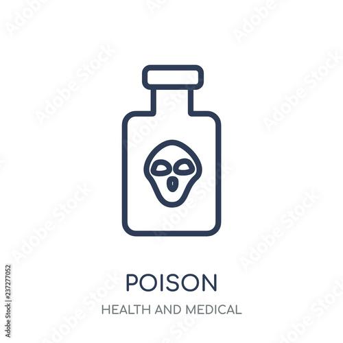Fotografía  Poison icon