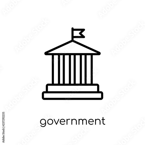 Cuadros en Lienzo Government icon