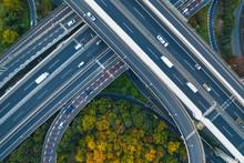 高速道路 空撮