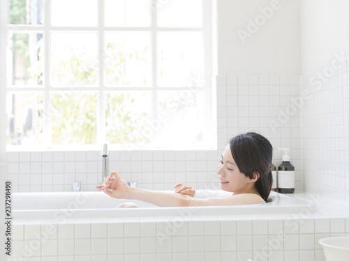 Slika na platnu バスルーム・女性