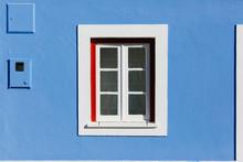 Detail Of Vintage Window