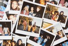 Instant Shots Of Women Friends
