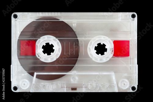 Fotografie, Obraz  Obsolete sound recording technology, retro analogue medium and nostalgia concept