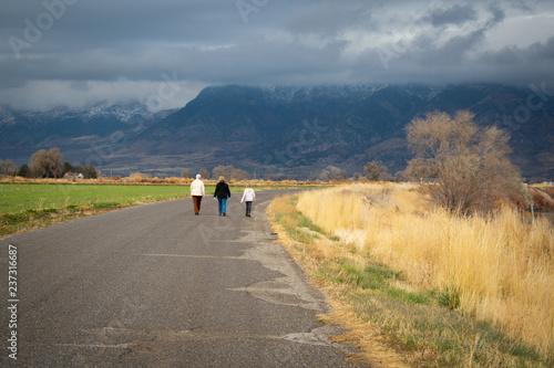 Fotografia, Obraz  Generational Walk