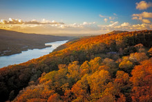 View Of Autumn Landscape Of Ll...
