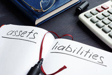 List Of Assets Vs Liabilities ...