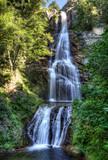 Les cascades de Runes - Montvert en Lozere - France