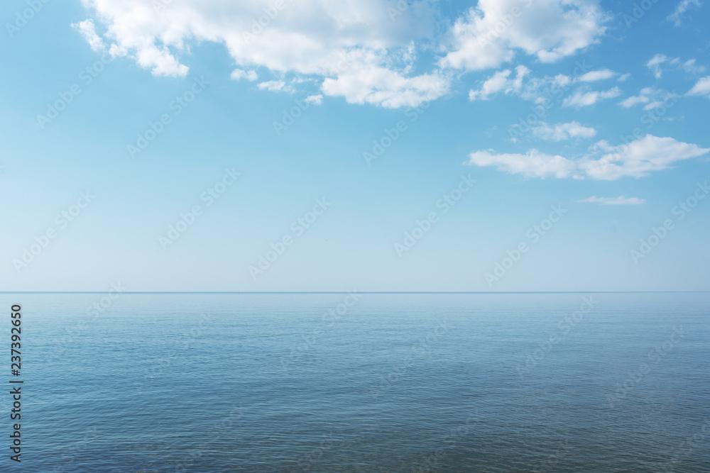 Fototapeta Blue Baltic sea.