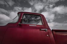 Red Truck Cab