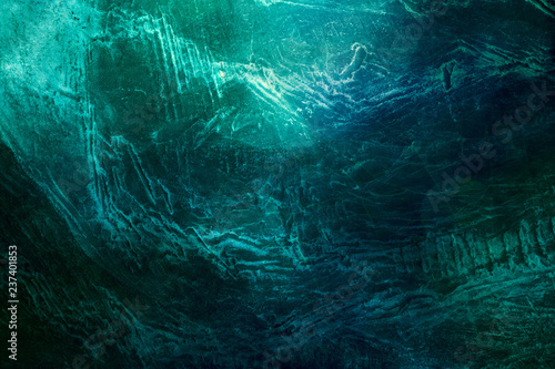 Abstract Artistic Smooth Colorful Foggy Galactic Texture Background Canvas-taulu
