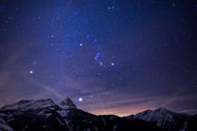 Nuit étoilée à Pra-Loup - S...
