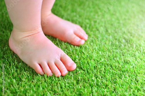 Fotografía Artificial grass background