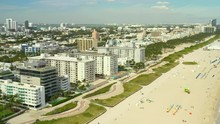 Aerial Drone Vids Miami Beach Florida