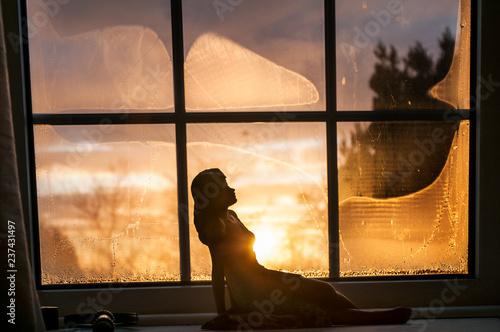 Fotografie, Obraz  The frosty morning