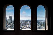 A View Of San Francisco From C...