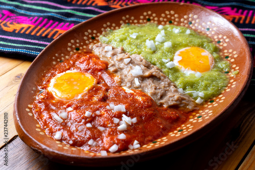 Mexican eggs