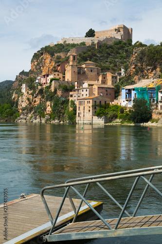 Deurstickers Europese Plekken In Catalonia in the province Tarragona