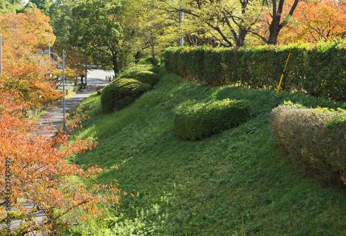 Recess Fitting Garden 千里東町公園周辺
