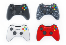 Generic Game Controllers Isola...