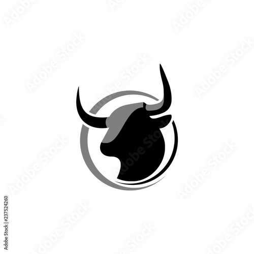 Bull Logo Design Inspiration