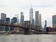 Brooklyn bridge and Manhattan point of view