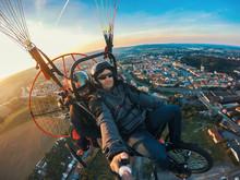 Powered Paragliding Tandem Fli...