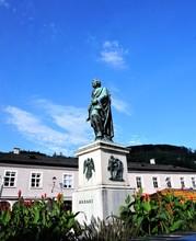Oktoberfest In Salzburg In Österreich